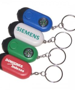 Personalized-Mini-Rectangular-Flashlight-With-Compass-Keychain-500×500